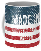 Made In Idleyld Park, Oregon Coffee Mug