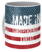 Made In Independence, Kansas Coffee Mug