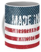 Made In Nerstrand, Minnesota Coffee Mug