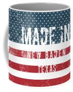 Made In New Baden, Texas Coffee Mug
