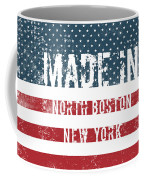 Made In North Boston, New York Coffee Mug