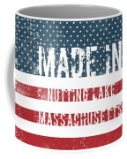 Made In Nutting Lake, Massachusetts Coffee Mug