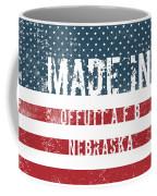 Made In Offutt A F B, Nebraska Coffee Mug