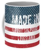 Made In Port Sulphur, Louisiana Coffee Mug