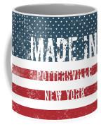 Made In Pottersville, New York Coffee Mug