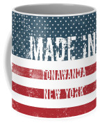 Made In Tonawanda, New York Coffee Mug