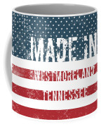 Made In Westmoreland, Tennessee Coffee Mug