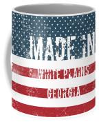 Made In White Plains, Georgia Coffee Mug
