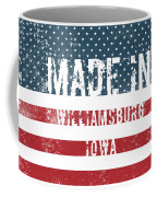 Made In Williamsburg, Iowa Coffee Mug