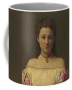 Mademoiselle De Fitz-james Coffee Mug