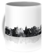 Madison Wisconsin Skyline Coffee Mug
