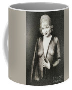 Mae West, Vintage Actress Coffee Mug