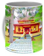 Mahayana Buddhist Temple 1 Coffee Mug