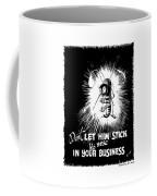 Malaria Mosquito - Ww2 Coffee Mug