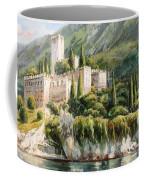 Malcesine Castle, Lago Di Garda Coffee Mug