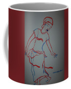 Mali Traditional Dance Coffee Mug