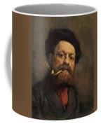 Man With A Pipe Coffee Mug