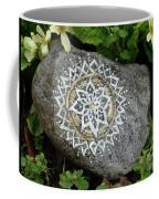 Mandala Stone  Coffee Mug