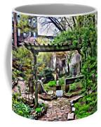 Manhattan Community Garden Coffee Mug