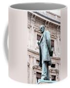 Manzoni Statue Coffee Mug