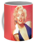 Marilyn Monroe - Pencil Style Coffee Mug