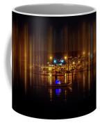 Marine At Night Coffee Mug