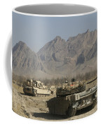 Marines Conduct Combat Operations Coffee Mug