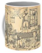 Mark The Magnificent Coffee Mug