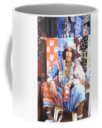 Market, Goa Coffee Mug