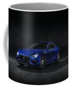 Maserati Ghibli Coffee Mug