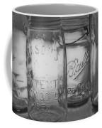 Mason Jar 1858  Coffee Mug