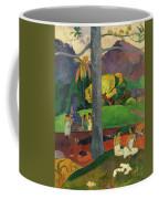 Mata Mua Coffee Mug
