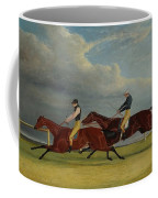 Matilda And Mameluke Coffee Mug