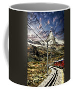 Matterhorn Panorama Coffee Mug