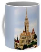 Matthias Church - Budapest Coffee Mug
