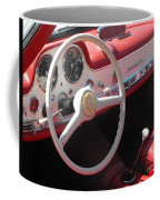 Mercedes 300sl Dashboard Coffee Mug
