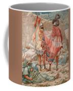 Mercy - David Spareth Saul's Life Coffee Mug