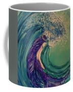 Mermaid Wave Coffee Mug