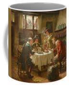 Merry Company In A Dutch Interior Coffee Mug