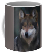 Mexican Grey Wolf Da Coffee Mug