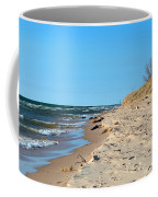 Michigan Beach Coffee Mug