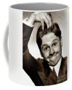 Mickey Rooney, Vintage Actor Coffee Mug