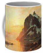 Midnattsol Lofoten Coffee Mug