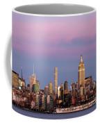 Midtown Manhattan Coffee Mug