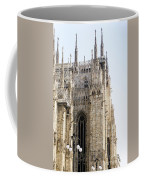 Milan Cathedra, Domm De Milan Is The Cathedral Church, Italy Coffee Mug