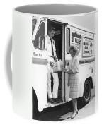 Milkman Home Delivery Coffee Mug