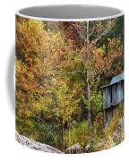 Mill In The Fall Coffee Mug