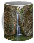 Millomeris Waterfall - Cyprus Coffee Mug
