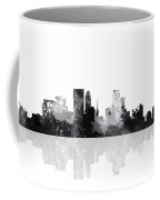 Minneapolis Minnesota Skyline Coffee Mug