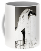 Mission Stucco Building Coffee Mug